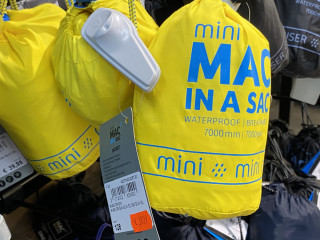 Mini MAC in a sac, zolty, nowy