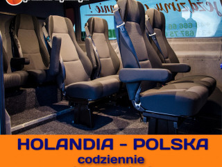 BUS DO POLSKI - CODZIENNIE