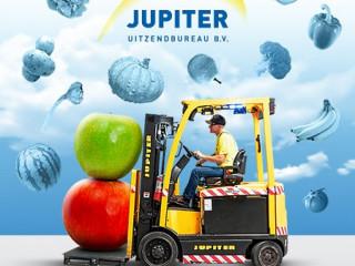 Order picker z uzyciem wózka ept w magazynie wysylkowym , Venlo