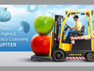 Praca dla operatorów wózków typu REACHTRUCK, HEFTRUCK, COMBI TRUCK oraz EPT!!!