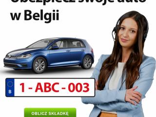 POLSKIE UBEZPIECZENIE, BELGIJSKA FIRMA | POLISA.BE