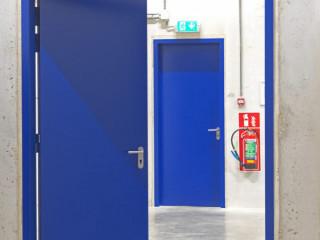 Monter drzwi stalowych