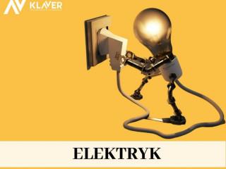Elektryk- praca w Belgii